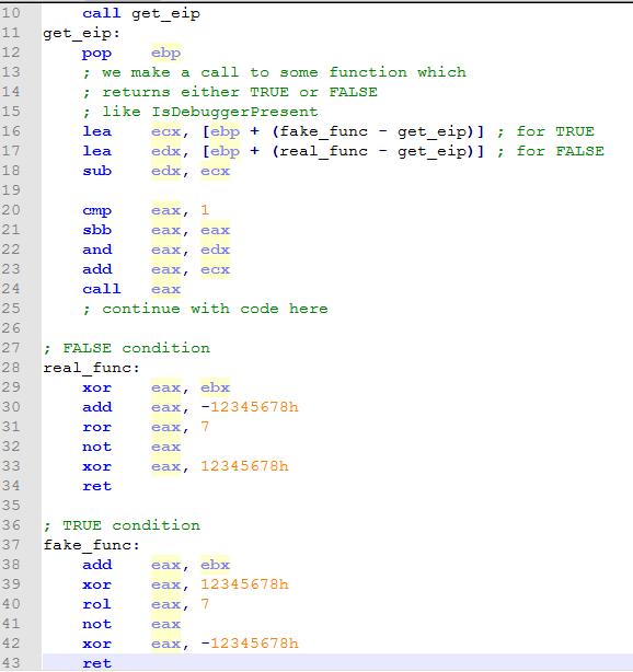 Shellcode X86 Optimizations Part 1 Modexp